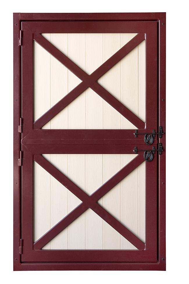 Custom Built Wooden Aluminum Barn Doors Dutch Exterior Stall Doors