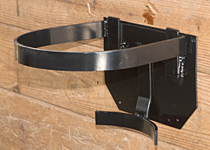 Bucket Holder for Horse Stalls