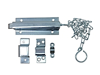 Spring Loaded Chain Amp Bolt Latches