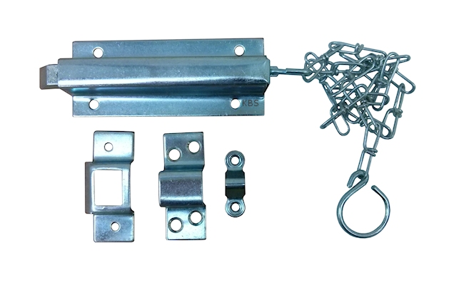 spring loaded door latch 3