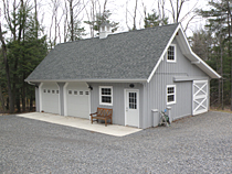 Custom Barn Photo Gallery
