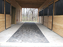 Horse Barns On Site Built Horse Stables