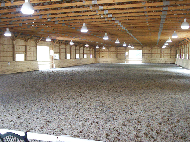 Horse Barns With Indoor Arenas The Hippest Galleries