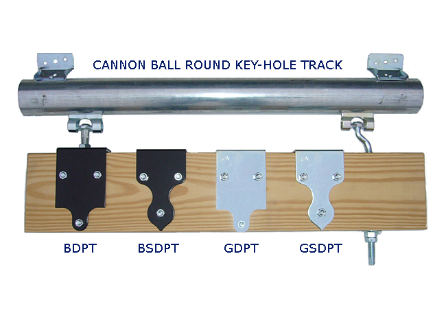 CANNONBALL  SLIDING BARN DOOR ACCESSORIES  sc 1 st  Keystone Barns : barn door track - pezcame.com