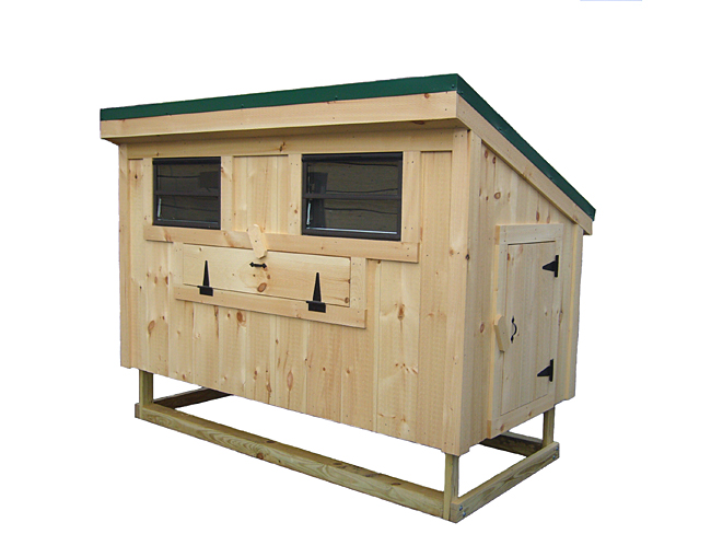 Chicken coops amish built coops chicken houses for Chicken coop house plans