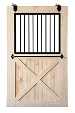 Pressure Treated Wood Screen Doors | Screen Tight