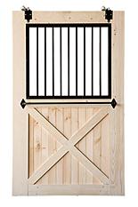 Pressure Treated Wood Screen Doors | Screen Tight