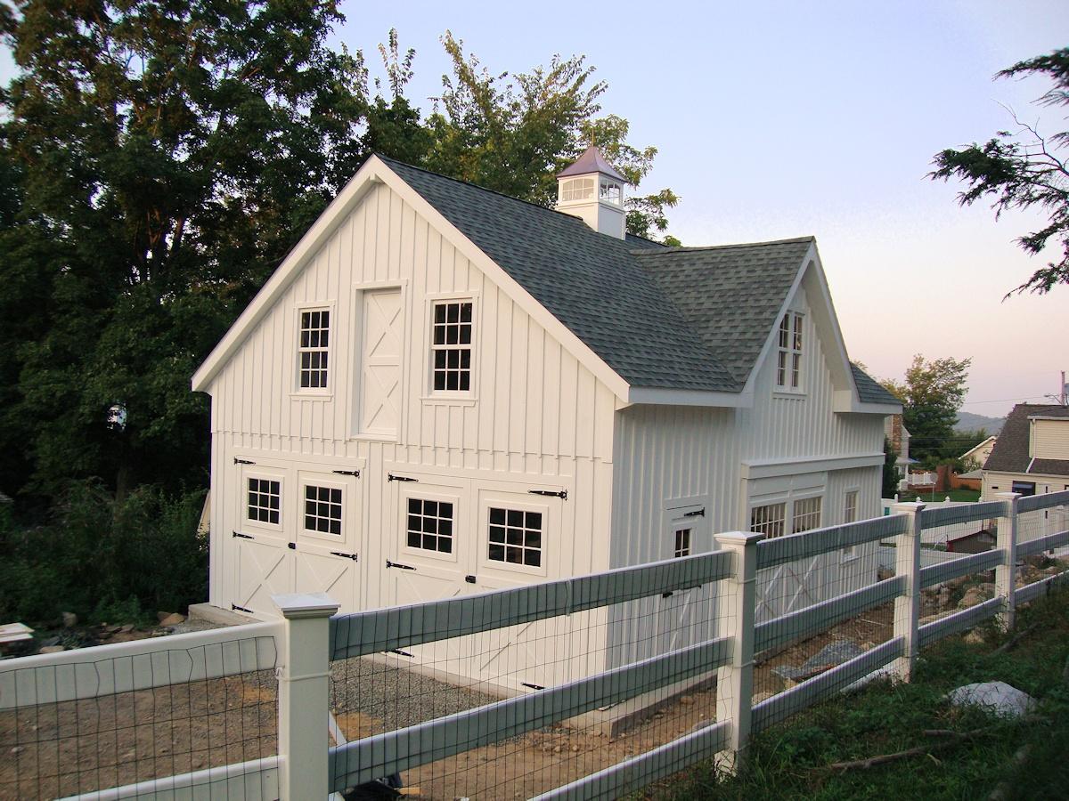 Custom Barn Gallery Images Of Garages Amp Barns