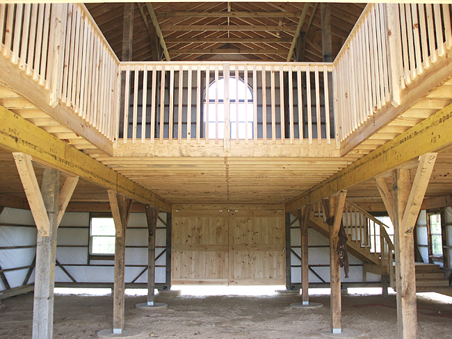Pole barn loft ideas joy studio design gallery best design for Barn loft homes