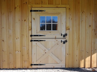 Horse stall doors and Dutch Doors by Country MFG