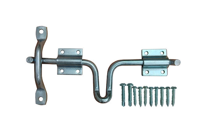 Zinc Drop Gate Latch