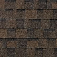 Dual Brown IKO Shingles