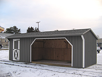Run In Shed Photo Gallery