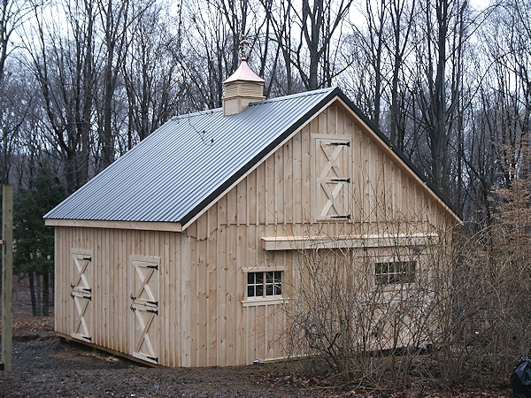 architectural plan for 2439x2439 horse barn stable With 24x24 horse barn