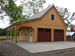 Barn Plans For Sale Architectural Cad Blue Prints